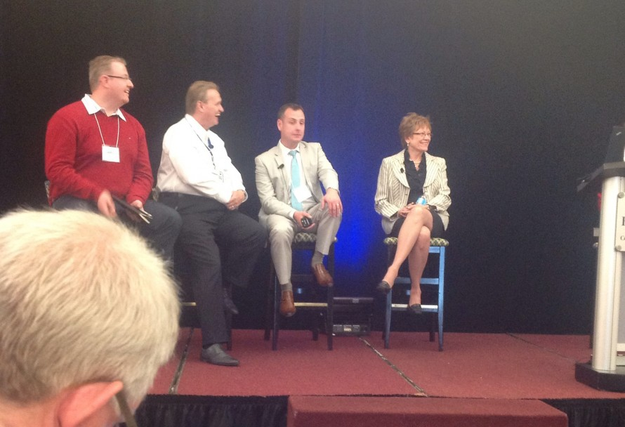 Jeff O'Leary, Featured Panelist at the National Association of Realtors Confrence 2012