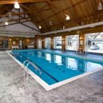 Indoor Lap Pool at the Eagle Ridge Rec Centre. 2155, 2177, 2199 Burnhamthorpe Rd W, Mississauga