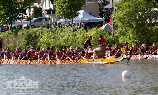 Port Credit Dragon Boat Races