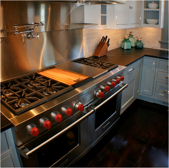 4 features home buyers love the village guru - High end kitchen appliances ...
