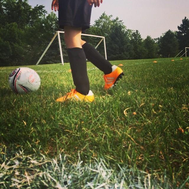 Soccer Saturday!